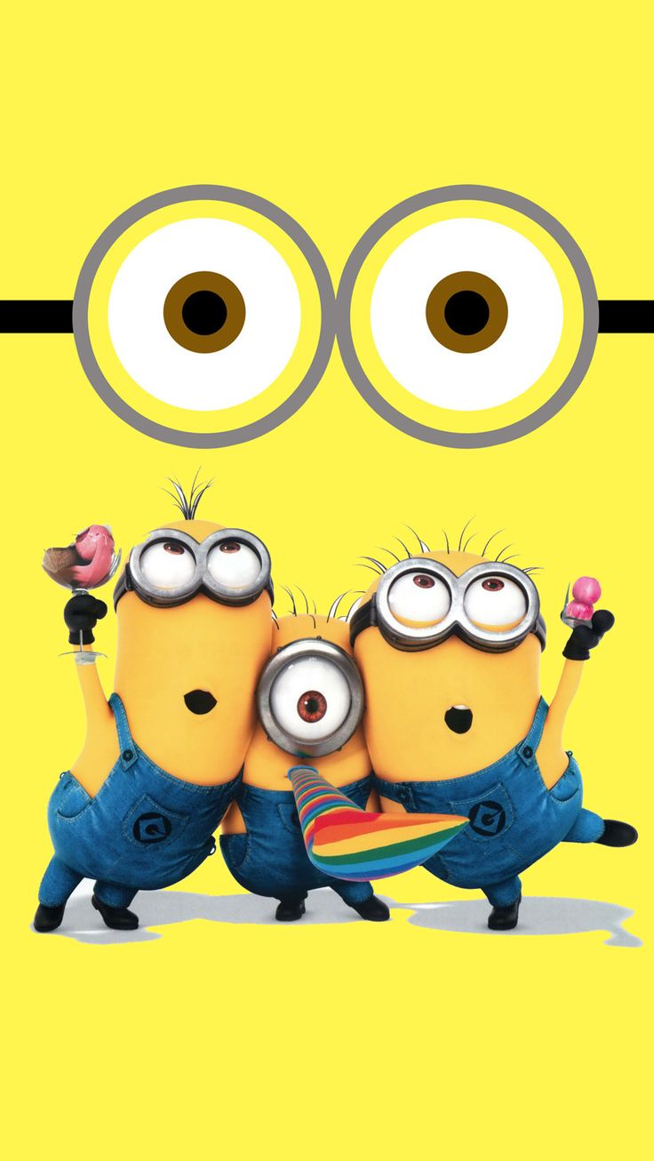 Minion wallpaper | Minions | Pinterest | Wallpapers, Minions and