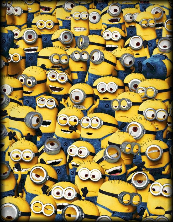 1000+ Images About Minions Background On Pinterest | Bobs, IPhone