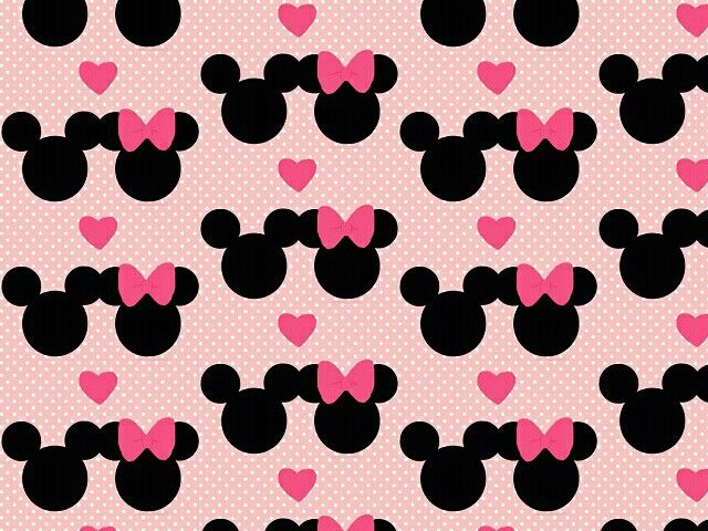 Mickey and Minnie Mouse Wallpaper - WallpaperSafari