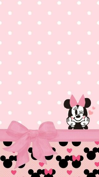 Minnie Mouse wallpaper | wallpaper | Pinterest | Editor, Mice and