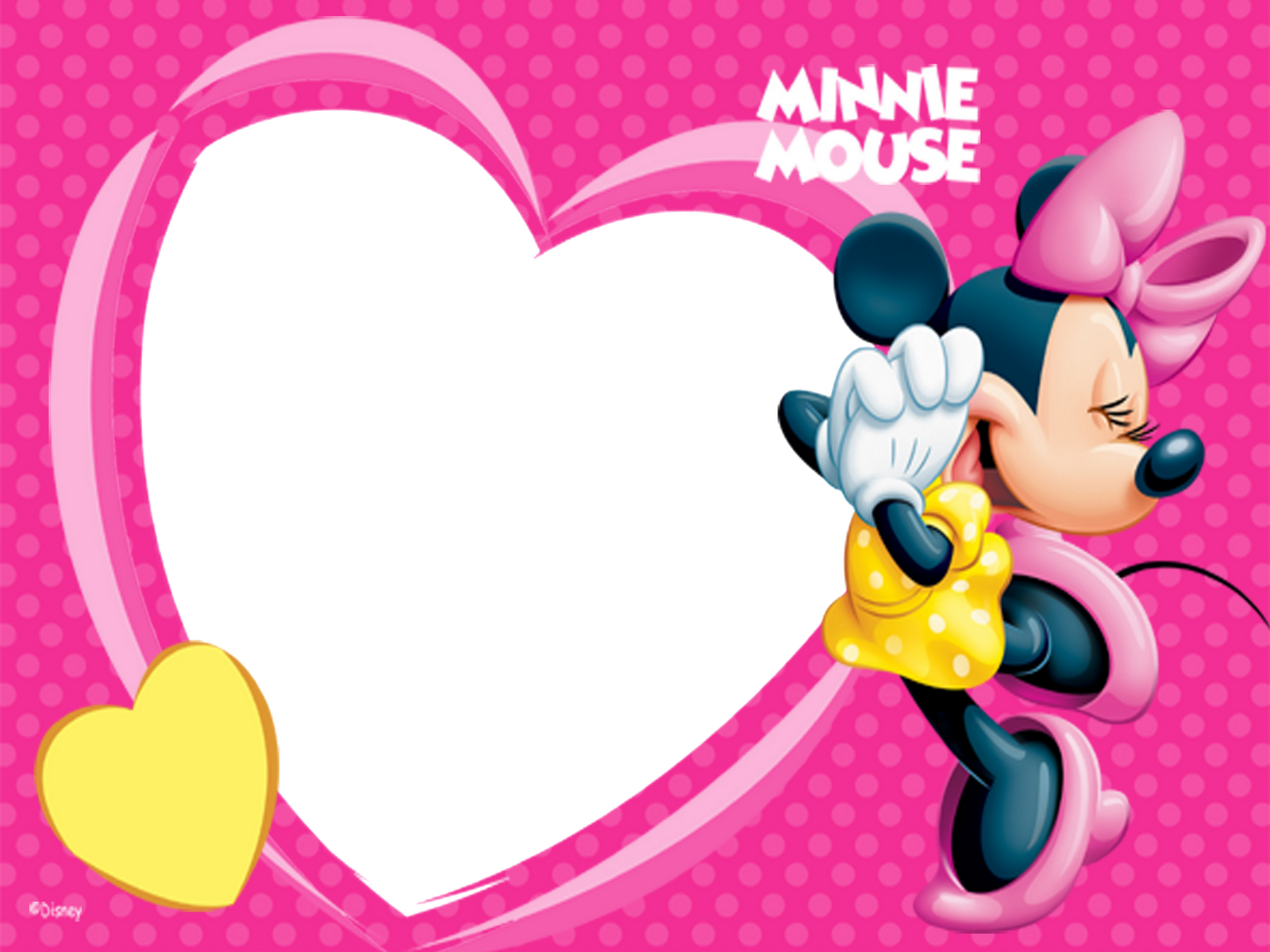 Minnie Mouse Wallpaper HD - WallpaperSafari