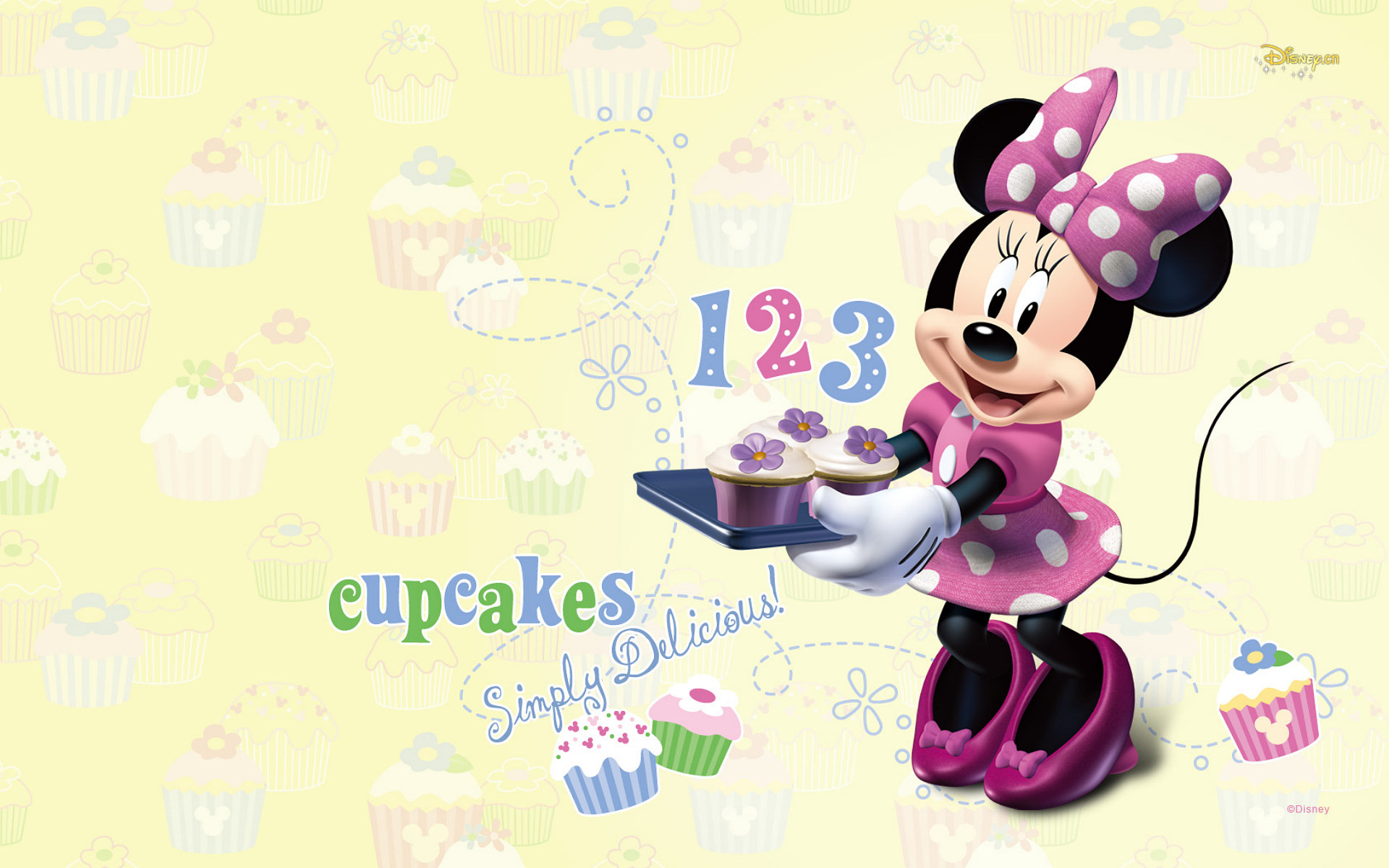 13 Minnie Mouse HD Wallpapers | Backgrounds - Wallpaper Abyss