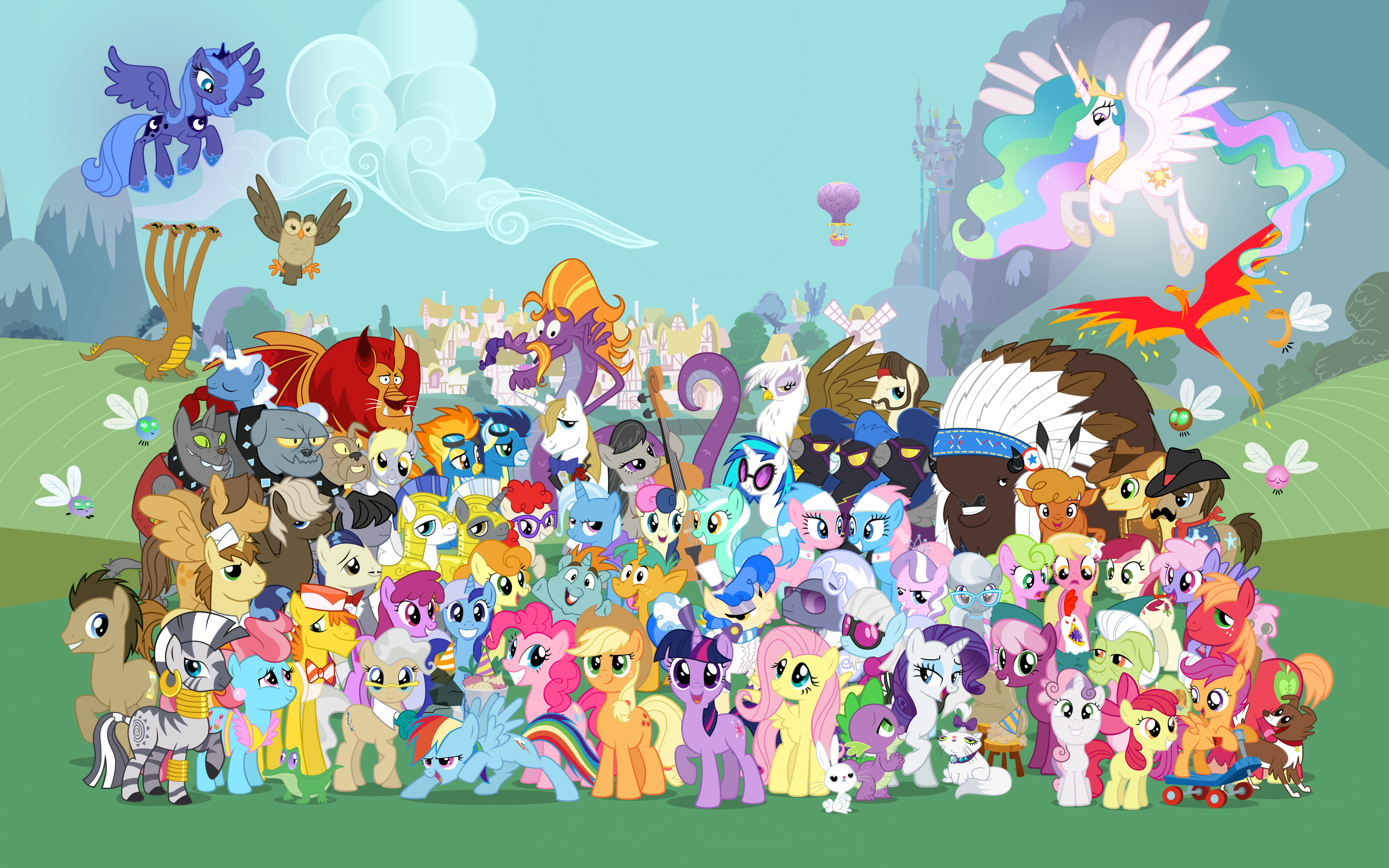 My Little Pony Wallpapers High Quality