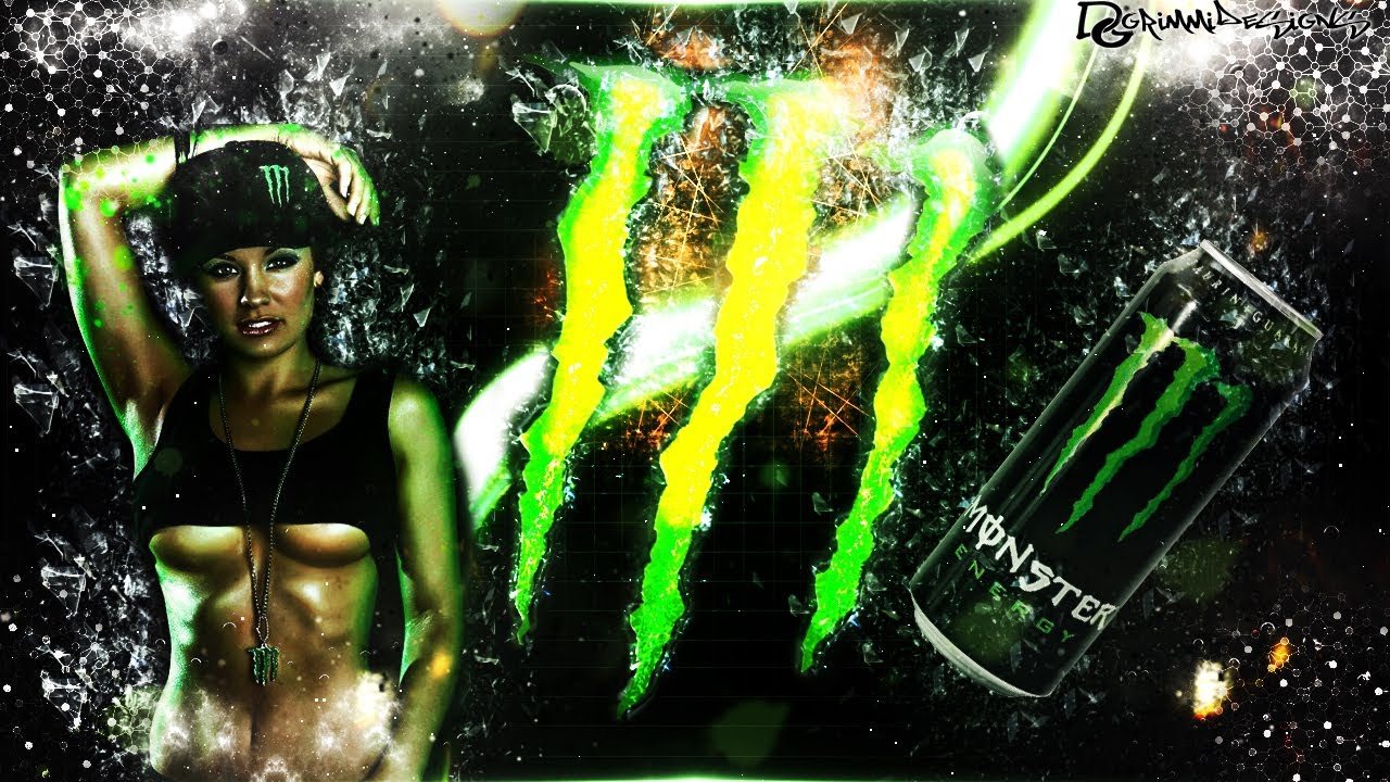 93 Monster Energy Motocross Wallpaper Iphone