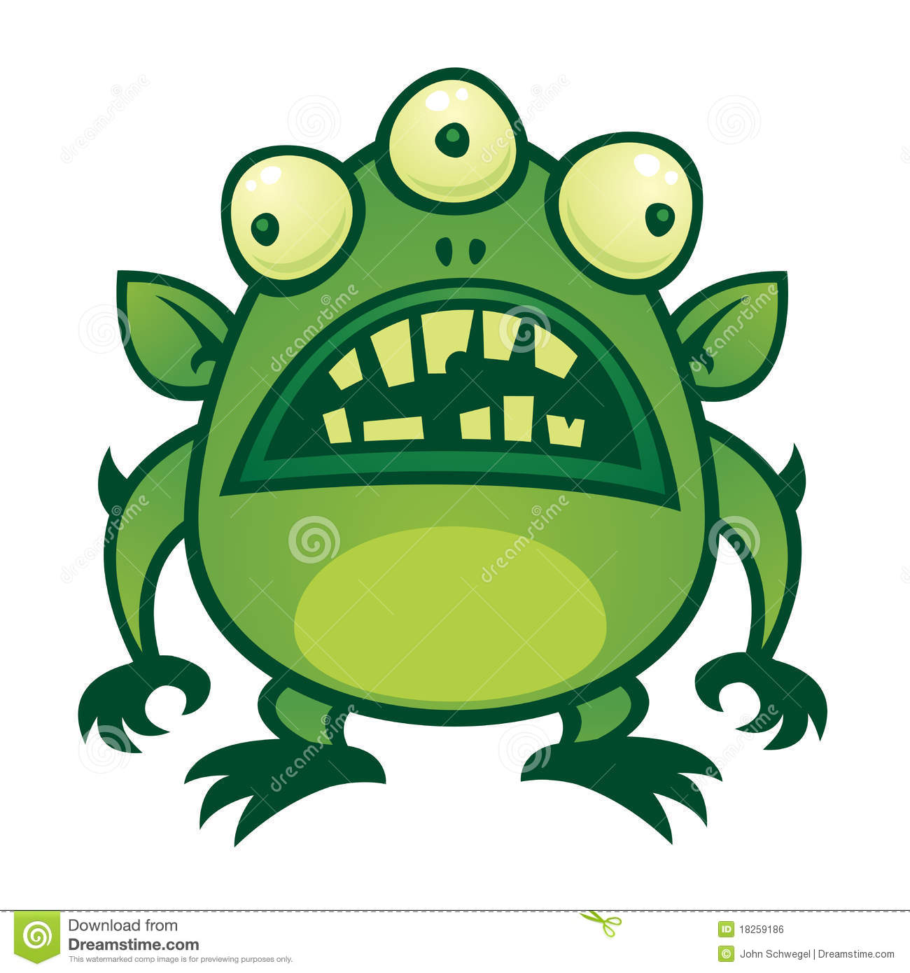 Monster Stock Photos, Images, & Pictures - 99,915 Images