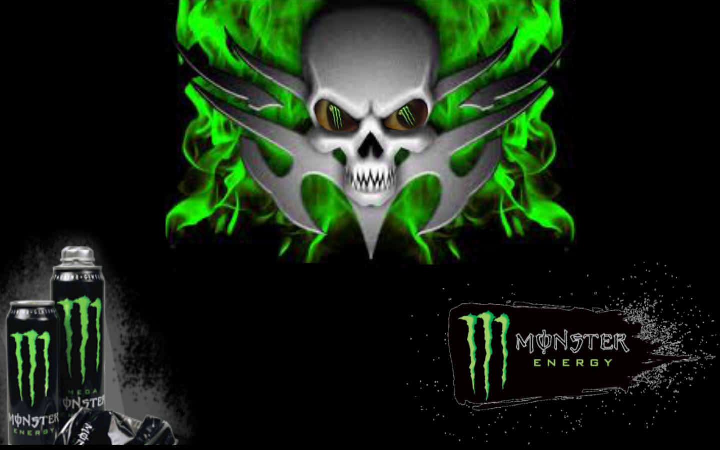 Monster Wallpapers Free - WallpaperSafari