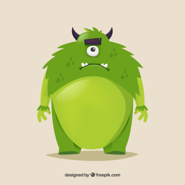 Monster Vectors, Photos and PSD files | Free Download
