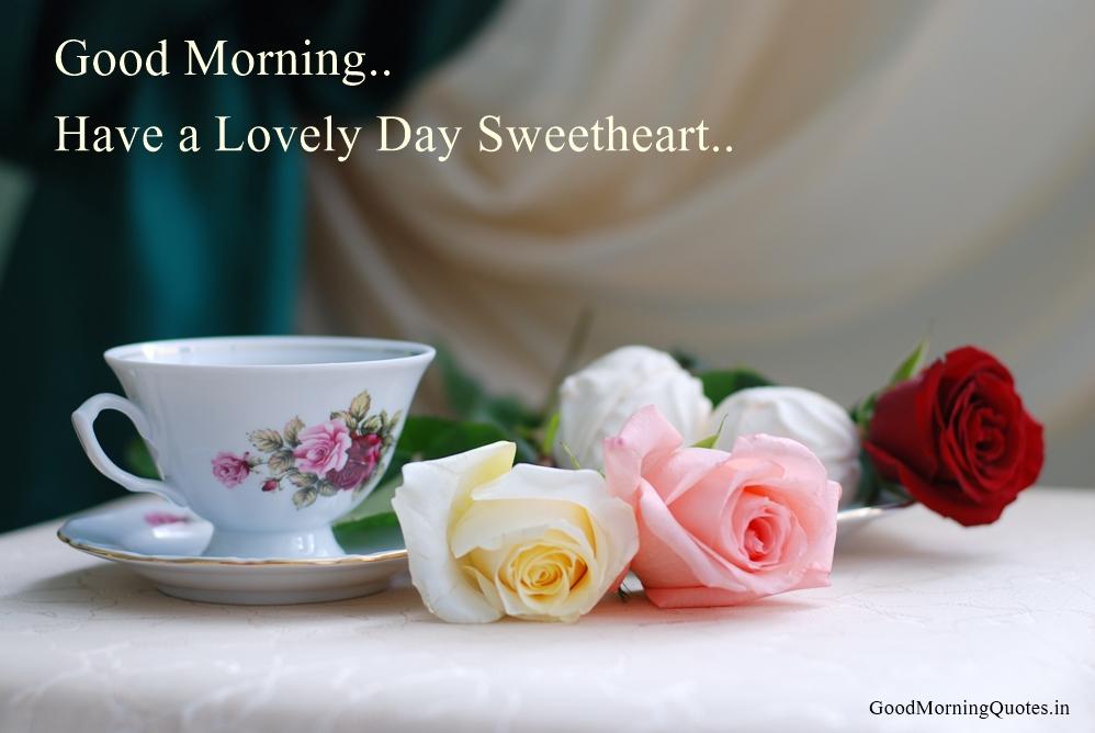 Good Morning Love Wallpaper - QyGjxZ