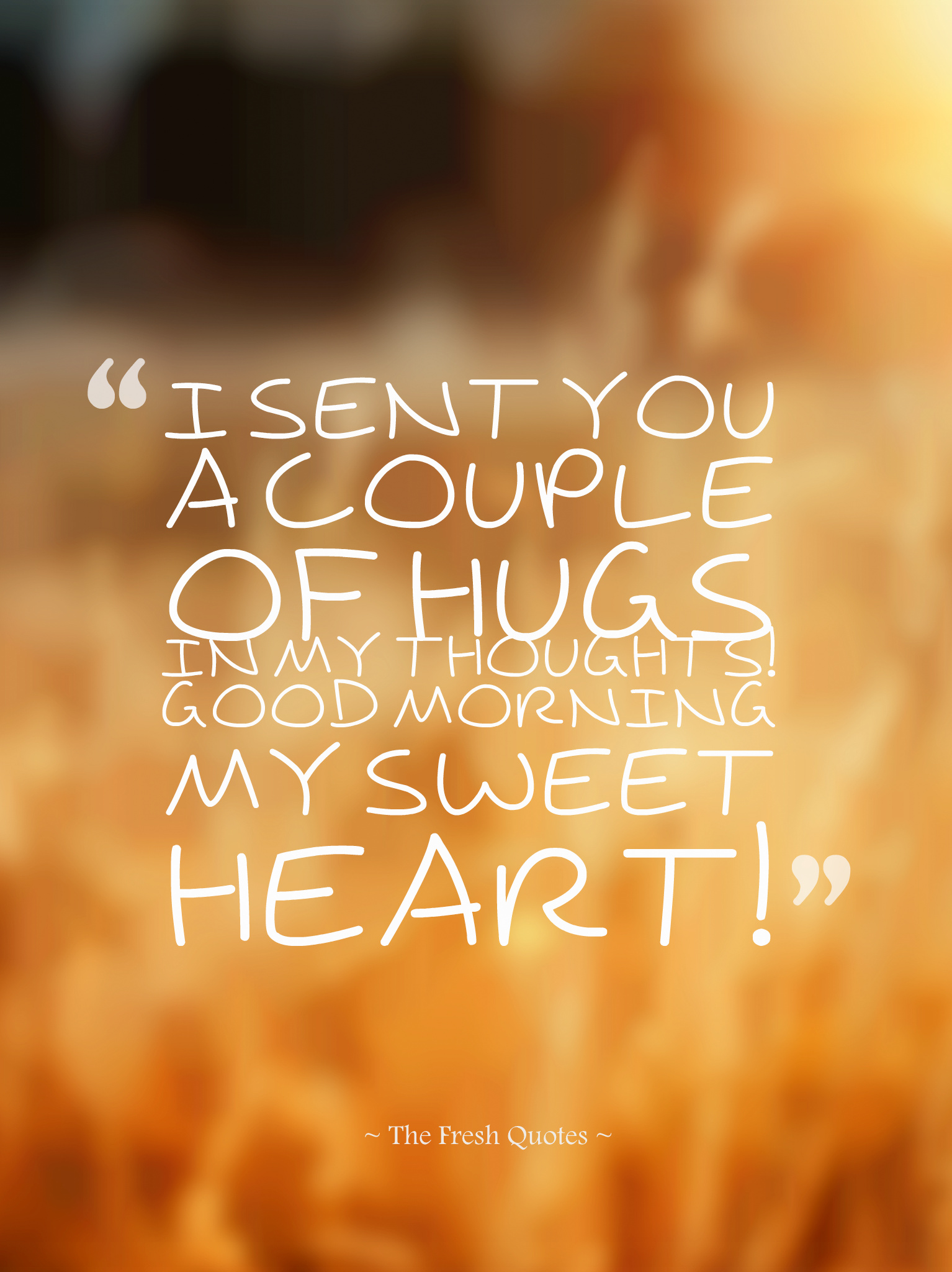 Cute Romantic Good Morning Wishes with Beautiful Images - Quotes