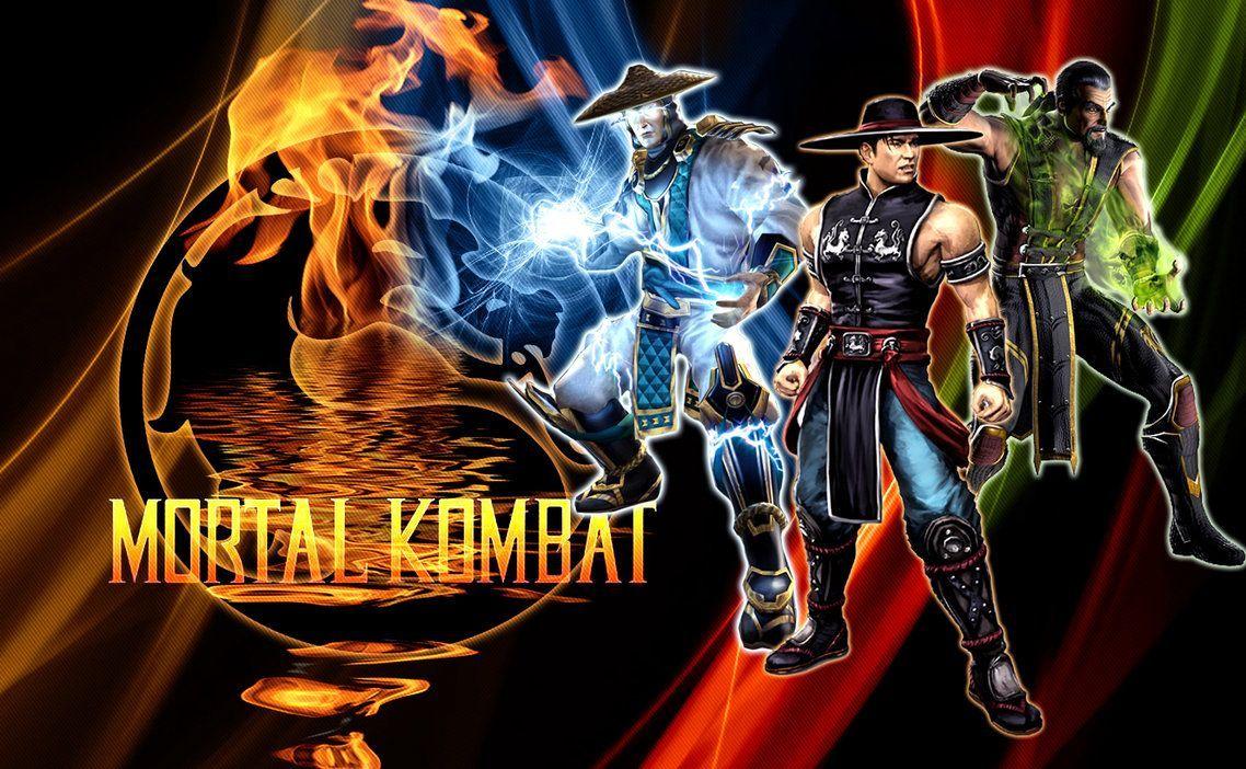 mortal kombat 9 wallpapers - sf wallpaper