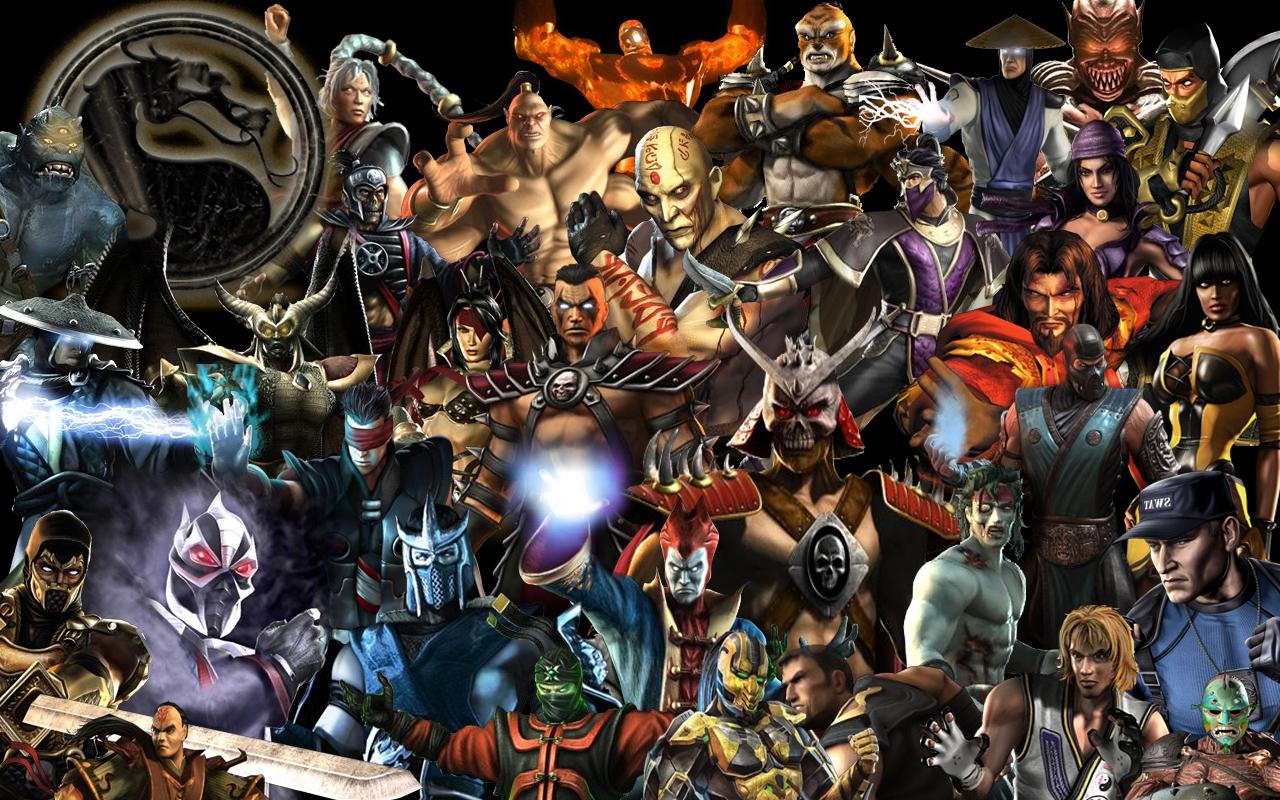 Mortal kombat armageddon wallpaper - SF Wallpaper