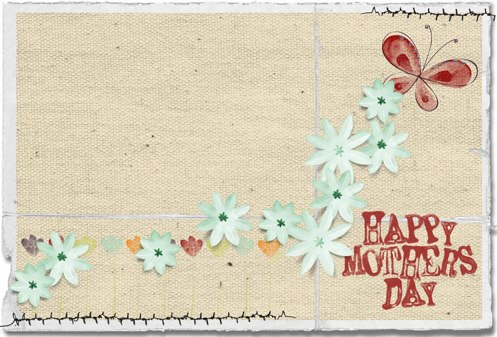Mothers day background template #2313