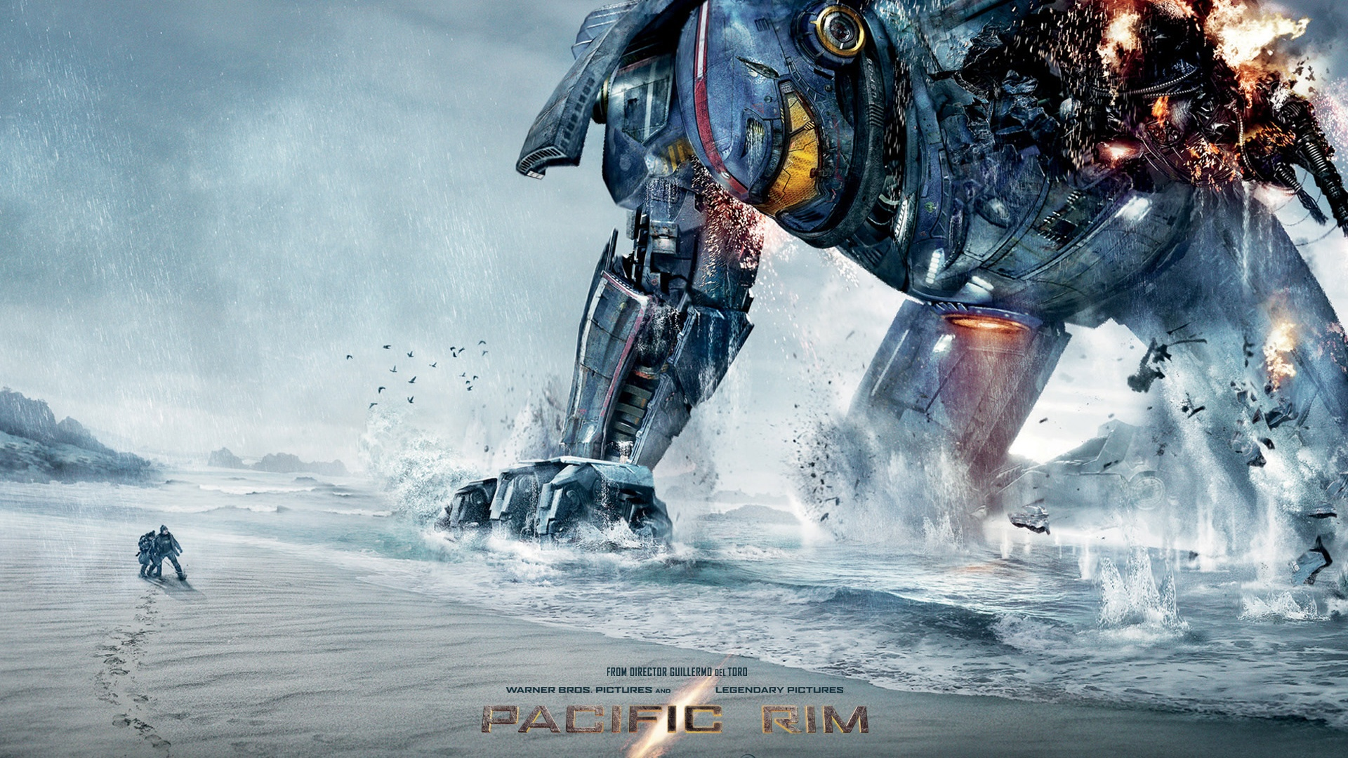 1920x1080 2013 pacific rim movie Wallpaper