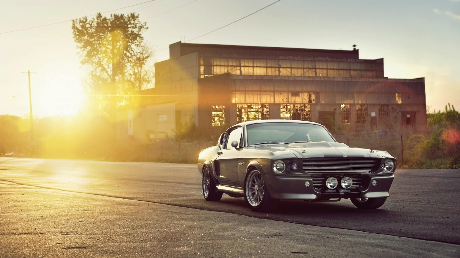 American Muscle Car Wallpaper