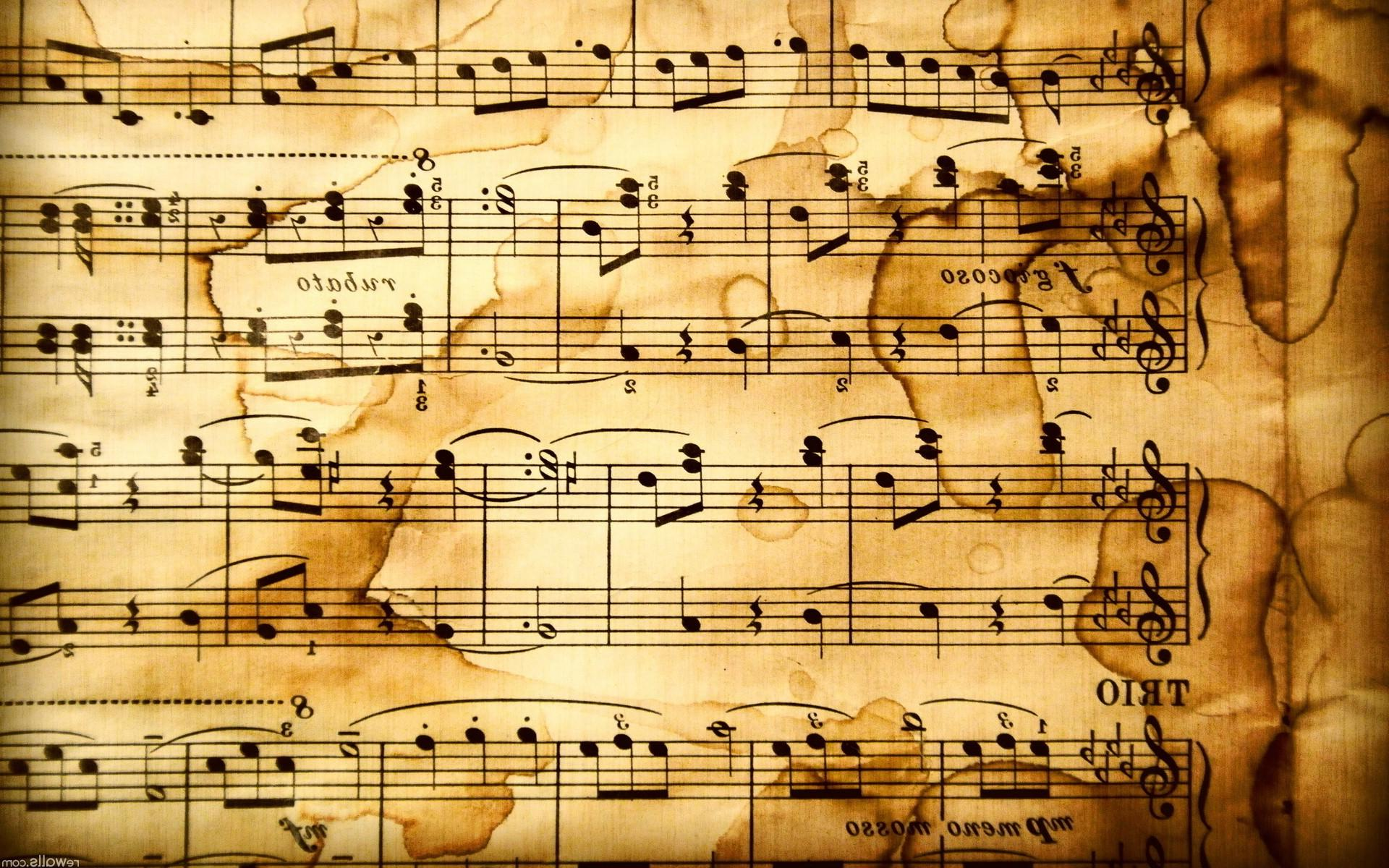 43 Music Notes Wallpaper Pictures