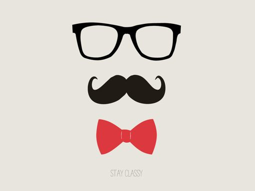 Mustache wallpaper - SF Wallpaper