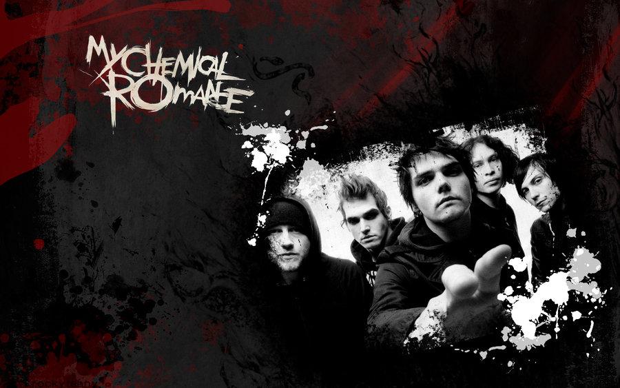 My Chemical Romance Wallpapers - WallpaperSafari