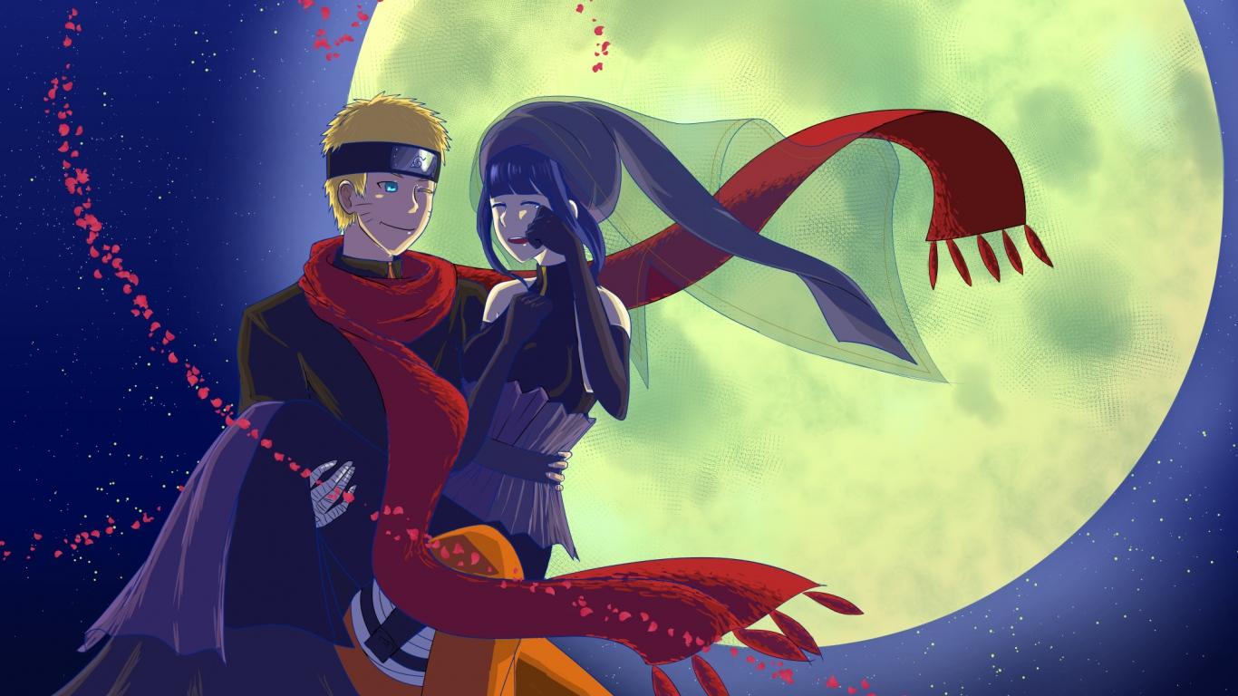 Naruto And Hinata Wallpaper Hd SF Wallpaper