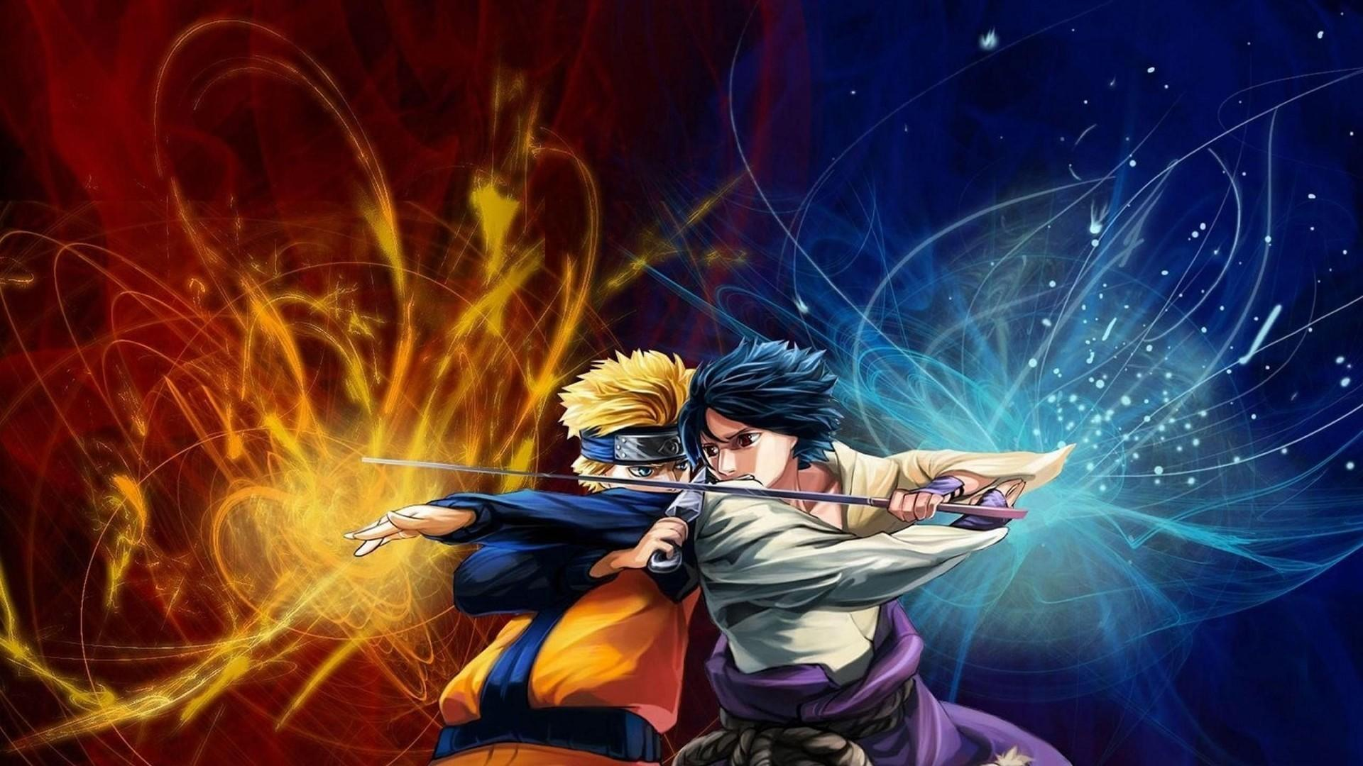 Naruto And Sasuke Wallpapers Sf Wallpaper