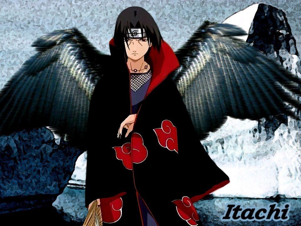 Naruto Itachi Wallpapers - Wallpaper Cave