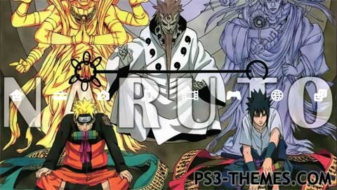 """PS3 Themes » Search results for """"naruto"""""""