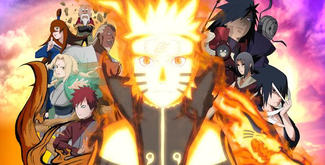 Naruto Shippuden: Ultimate Ninja Storm Revolution Announced for 2014