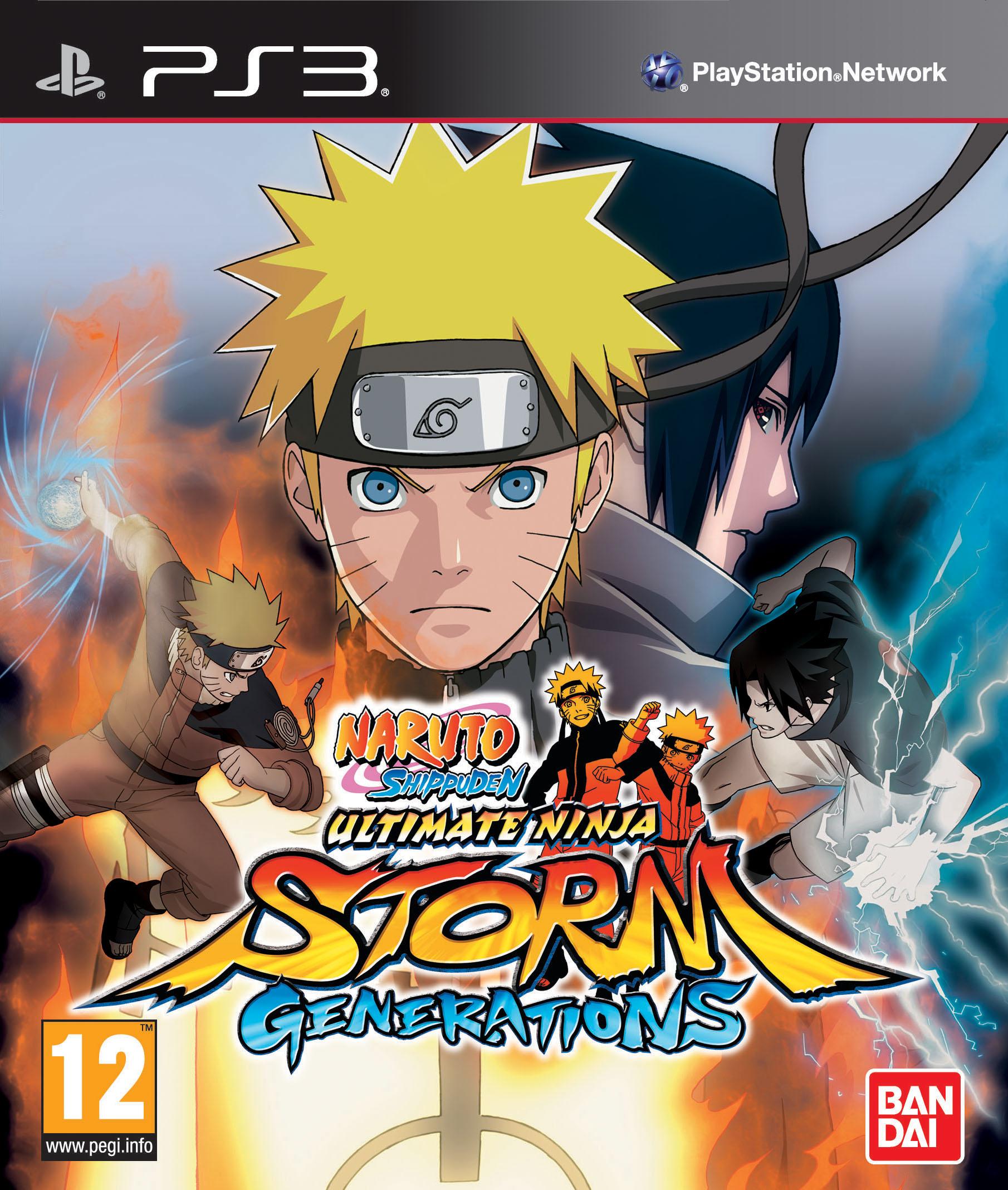Naruto Shippūden: Ultimate Ninja Storm Generations   Narutopedia
