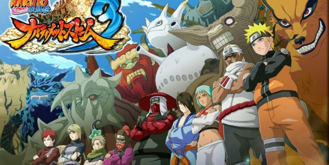 How To Unlock All Naruto Shippuden Ultimate Ninja Storm 3 Characters