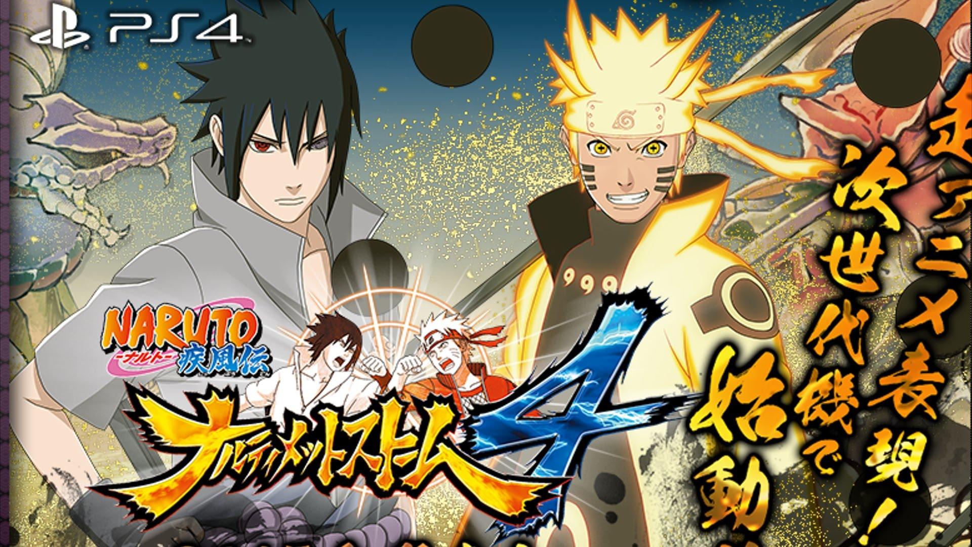 Naruto Shippuden Ultimate Ninja Storm 4 - Official Website (PS4
