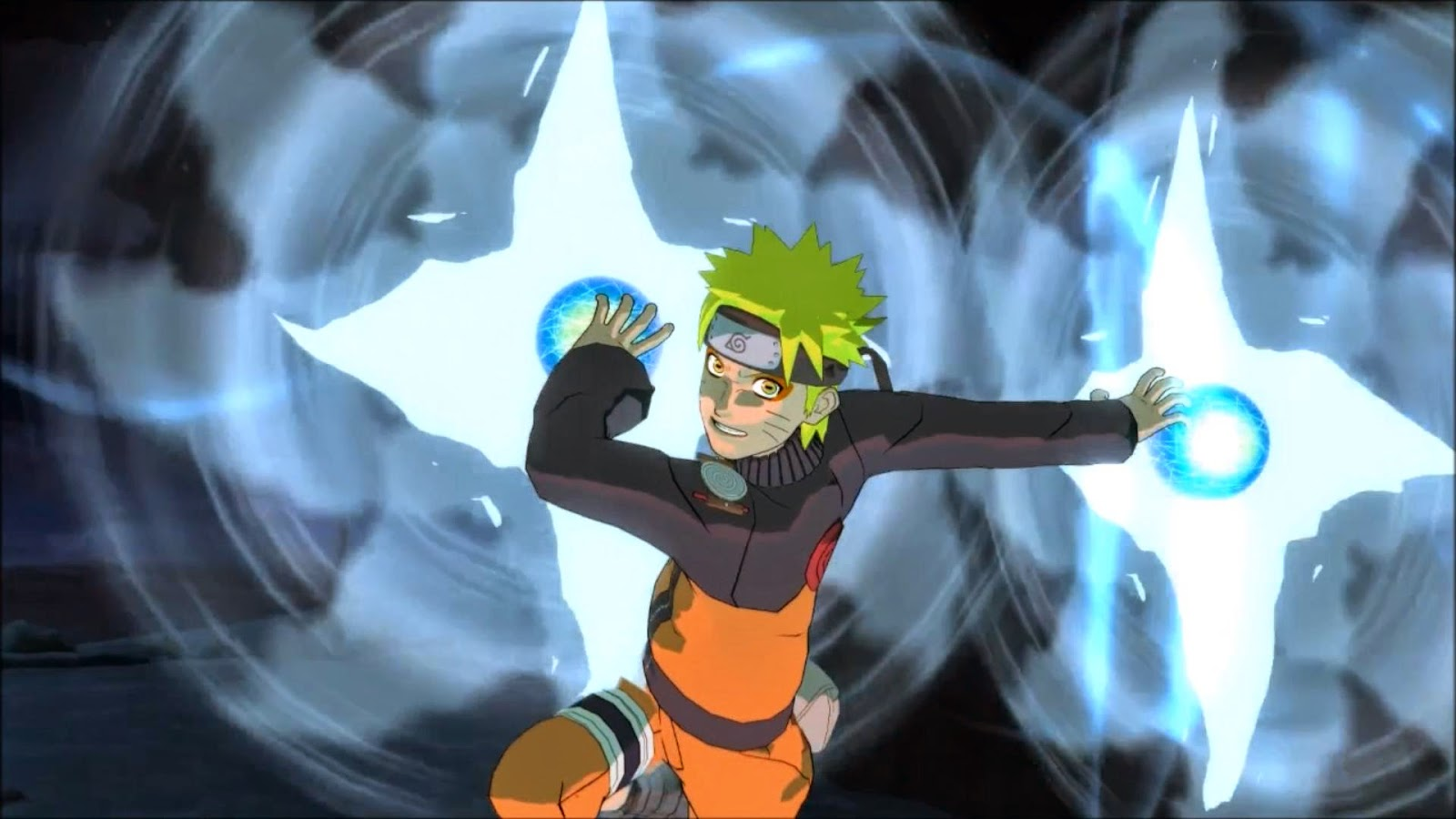 Naruto Stroms ISO Full Collection PS3 , XBOX 360, PC ,