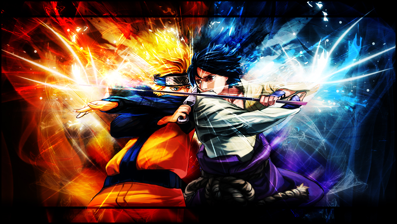 Naruto Sasuke Wallpaper - WallpaperSafari