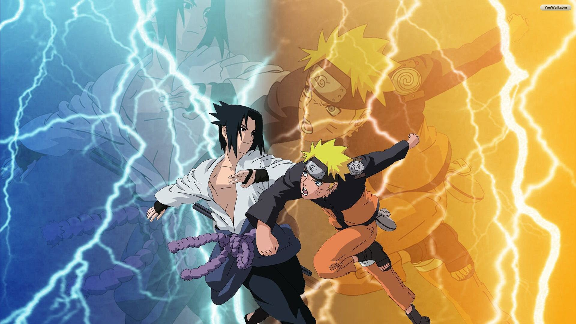 44+ Naruto Vs Sasuke Wallpaper HD, Naruto Vs Sasuke HD Full HD