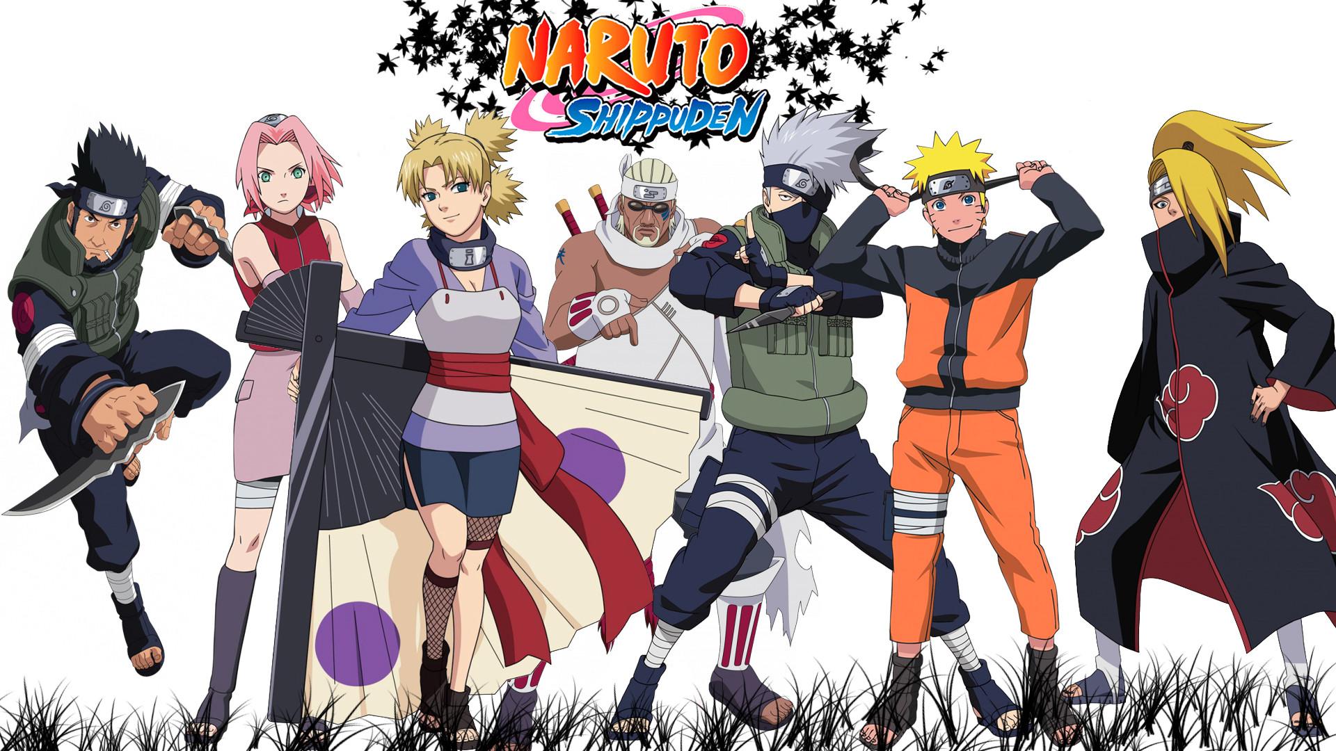 Naruto Shippuden wallpapers HD | PixelsTalk Net