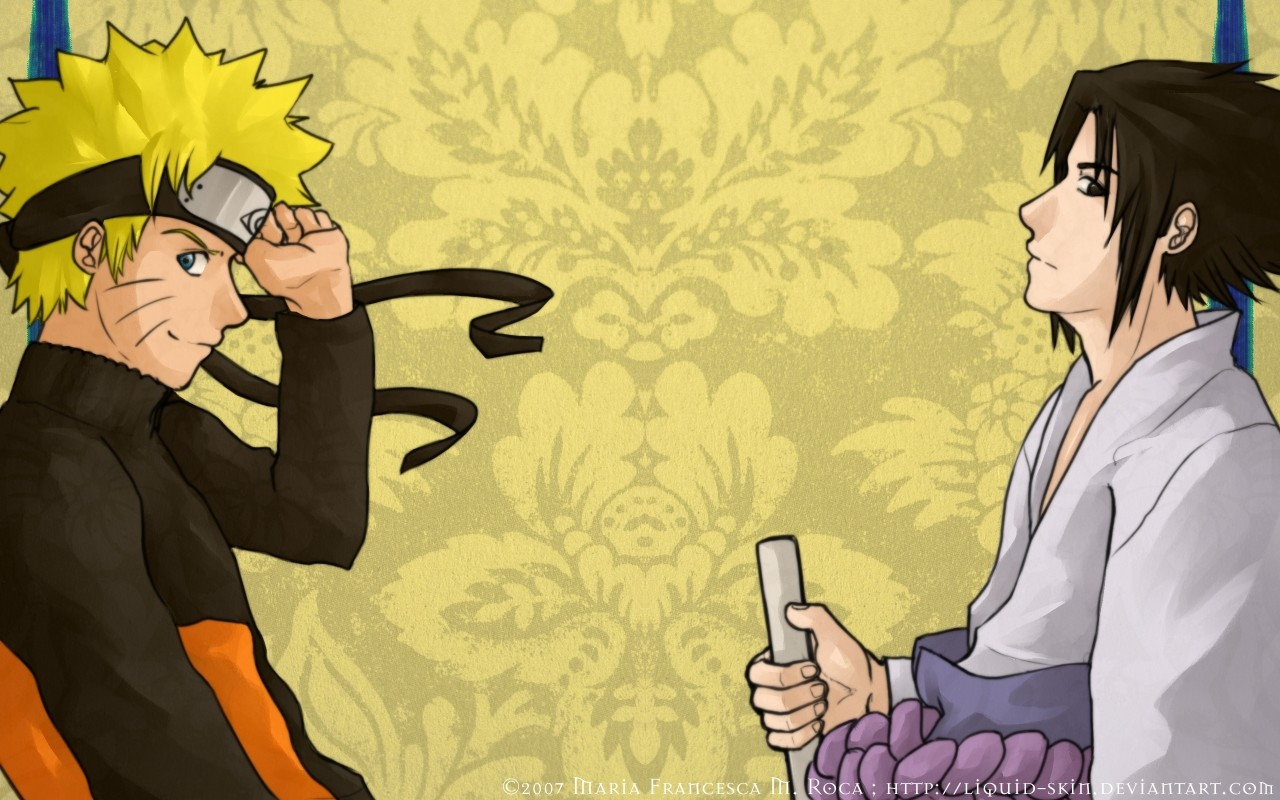 Naruto Shippuden Wallpaper For Laptop
