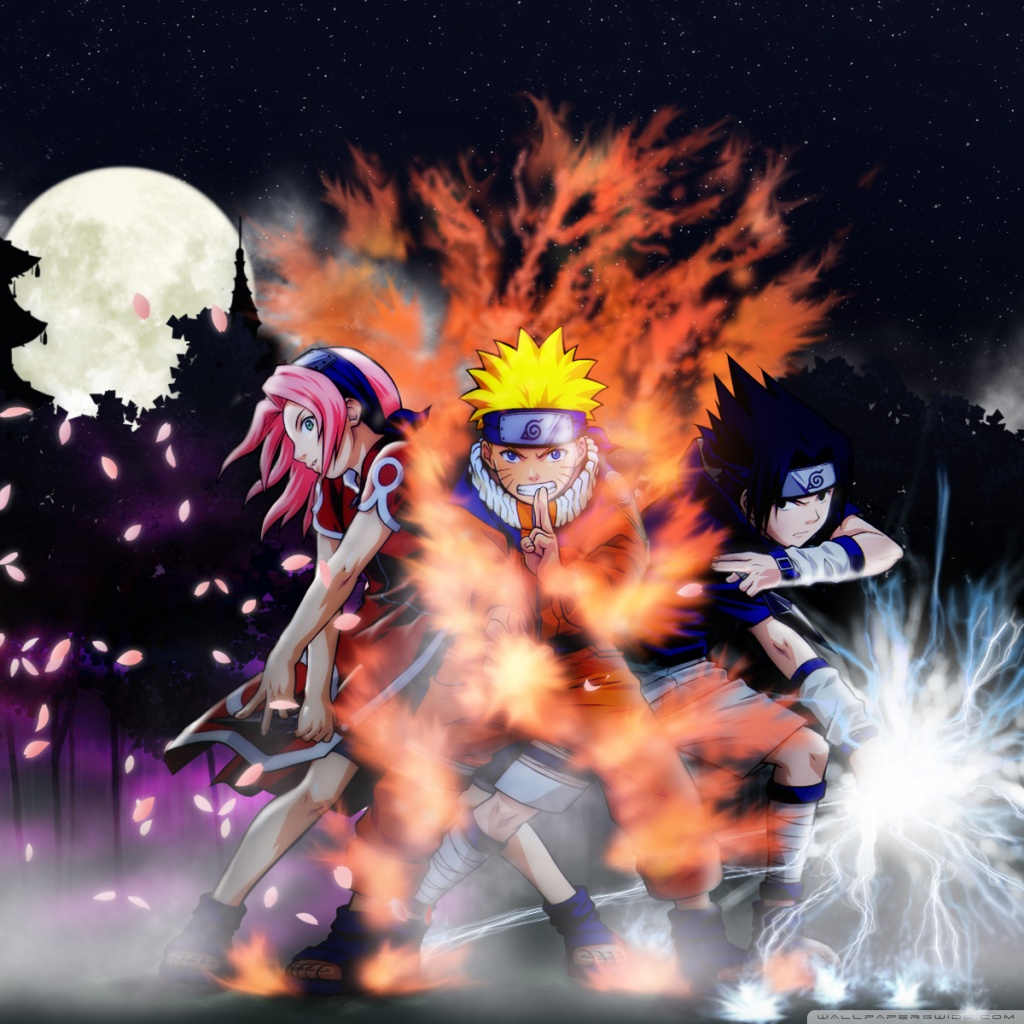 naruto wallpaper for tablet - sf wallpaper