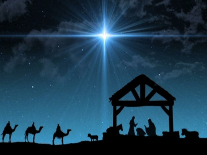 Nativity Scene Wallpaper Hd