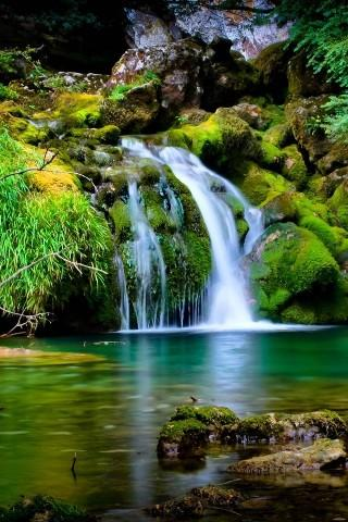 HD Waterfall 3D Live Wallpapers