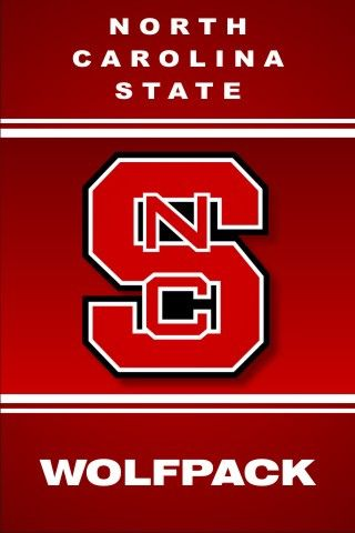NC State Wolfpack Wallpaper #1 | NC State Wolfpack | Pinterest