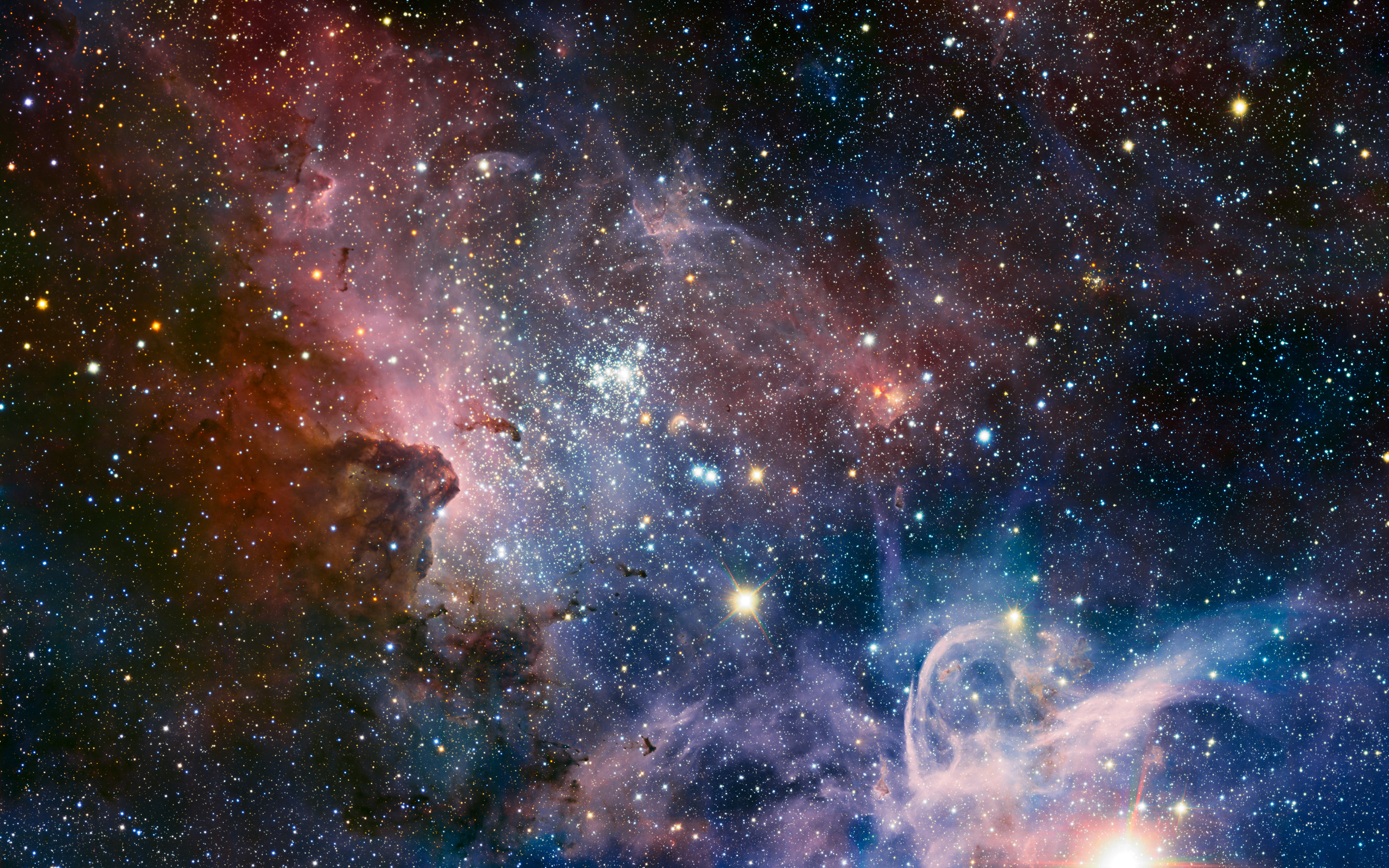 Nebula Galaxy Wallpaper Sf Wallpaper