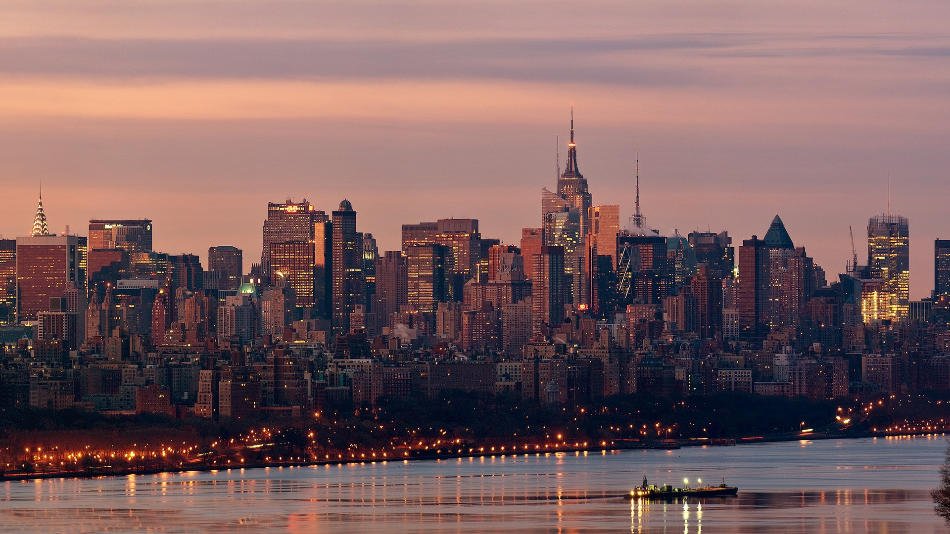 New York City Skyline Wallpaper Sf Wallpaper