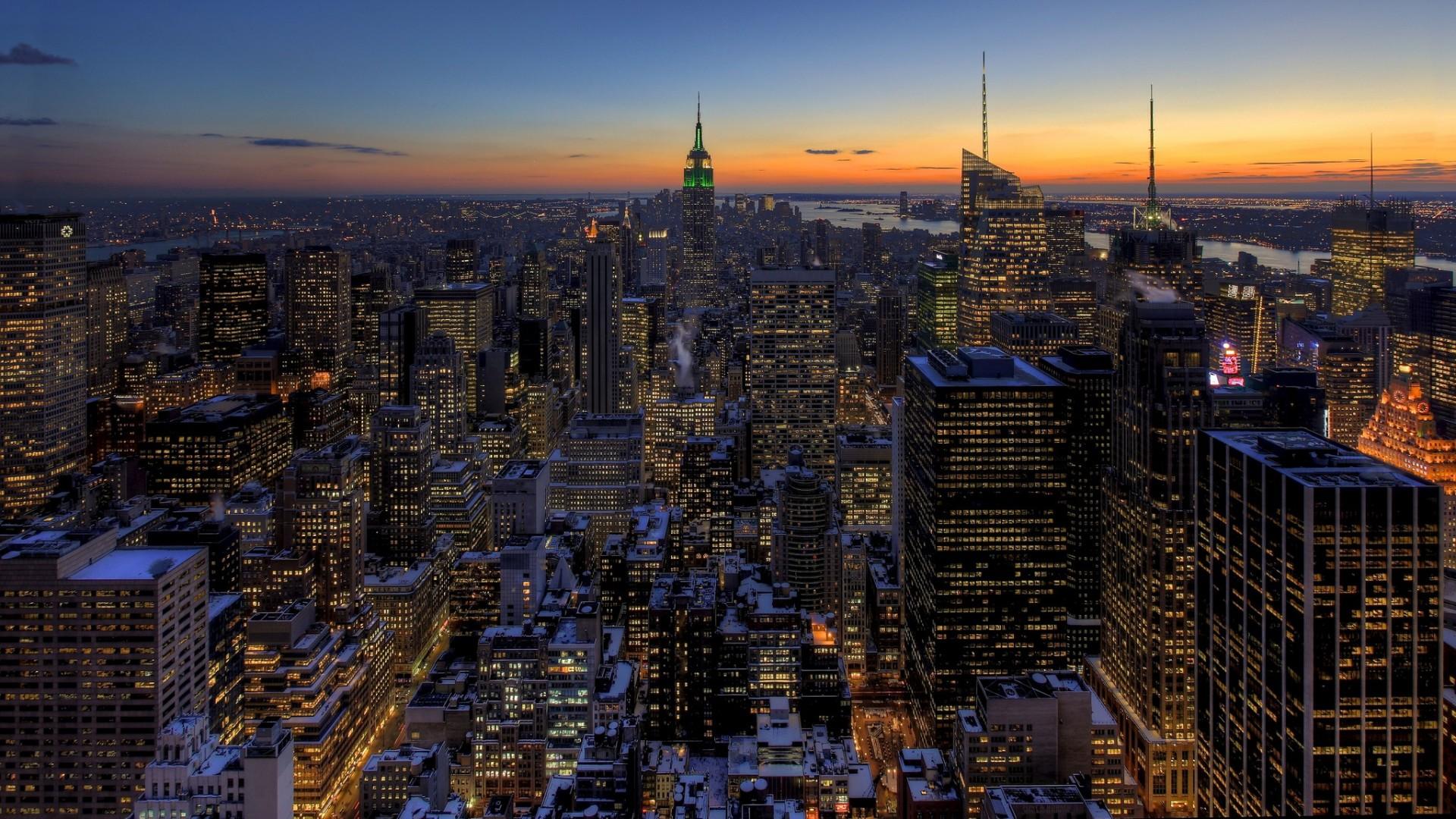 New york city skyline wallpaper sf wallpaper new york city skyline wallpapers high quality download free voltagebd Gallery