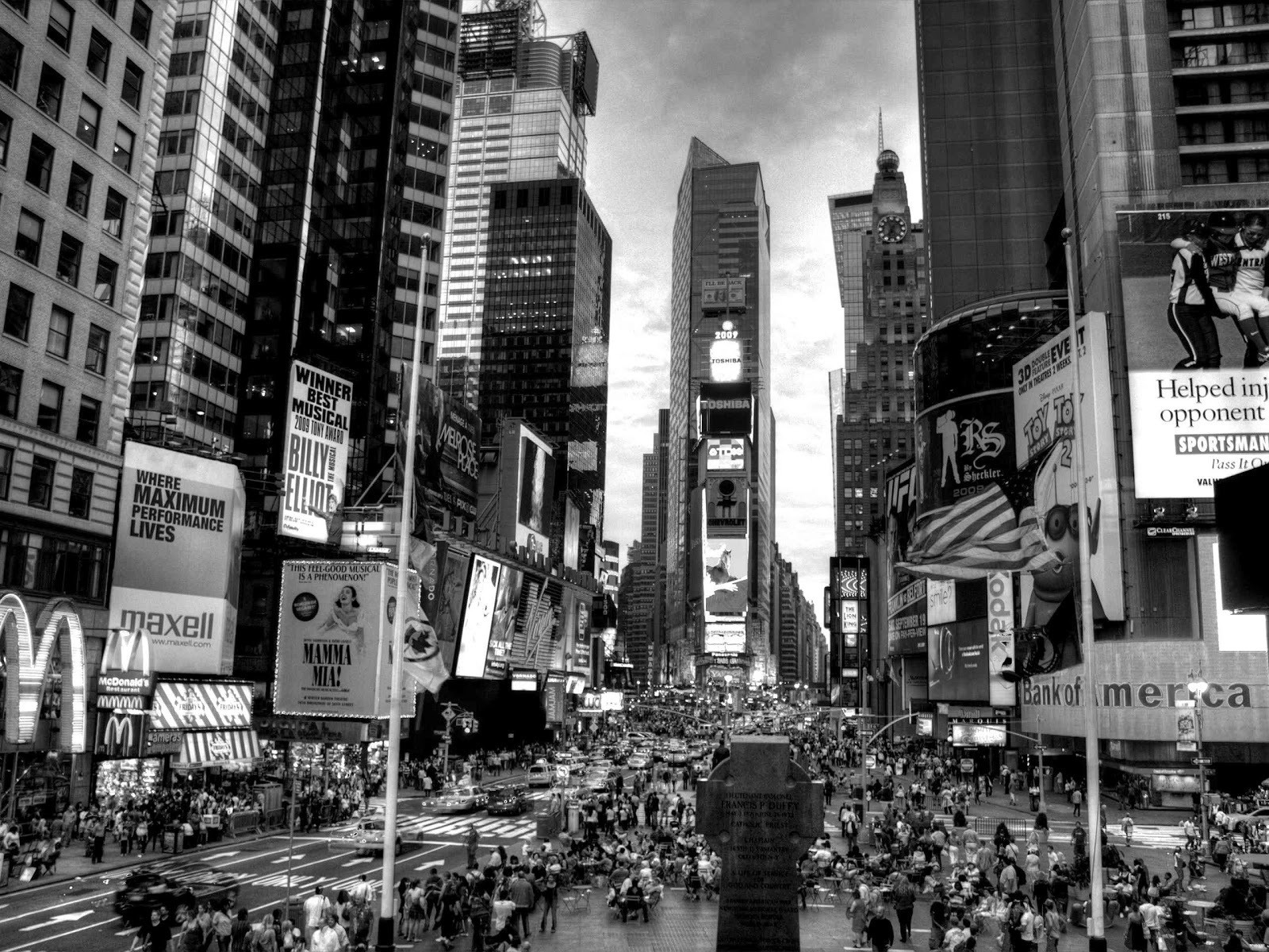Download Wallpaper Night Black And White - new-york-city-wallpaper-black-and-white-15  HD.jpg