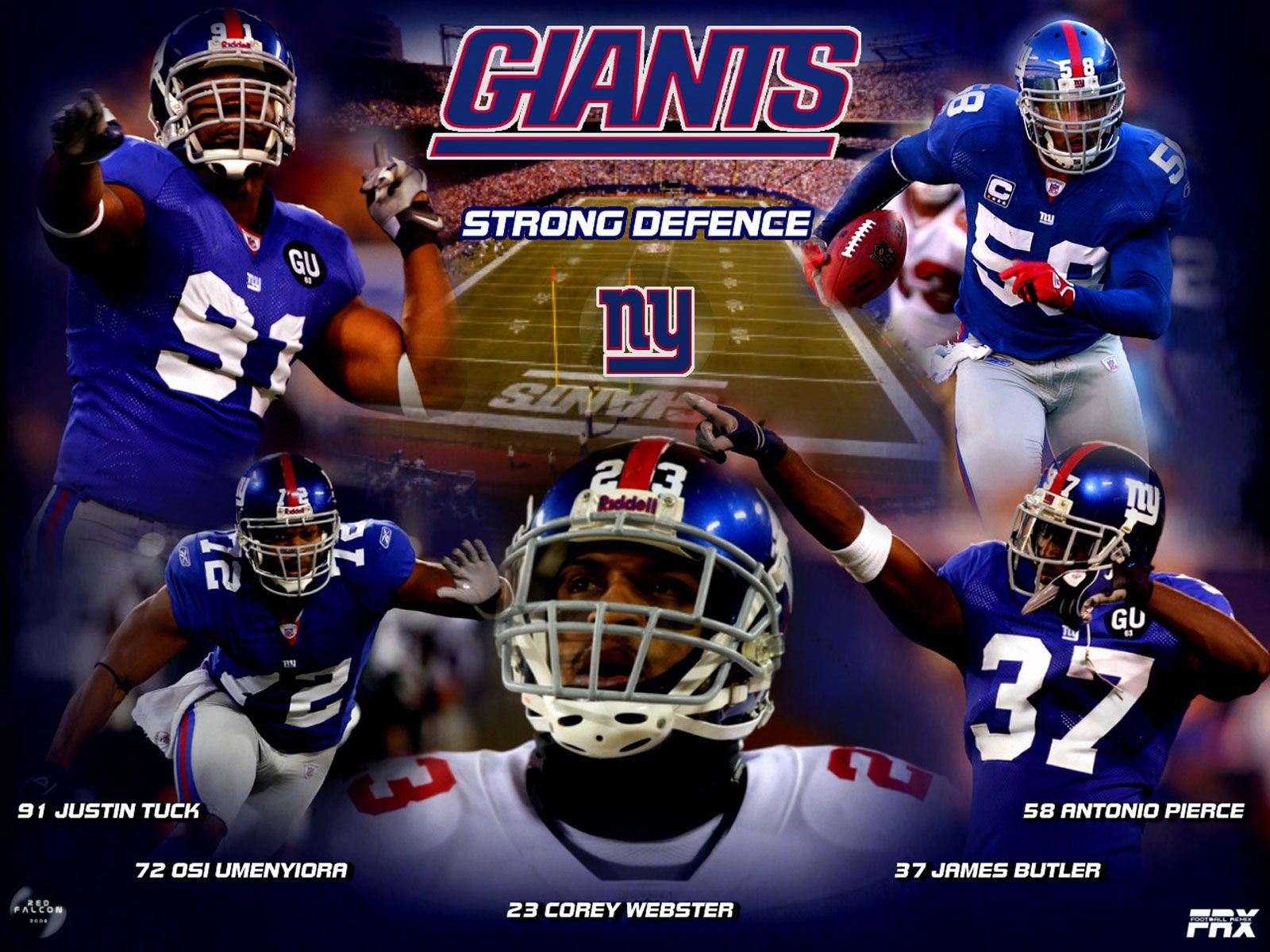 Free New York Giants Wallpapers Downloads Group (69+)