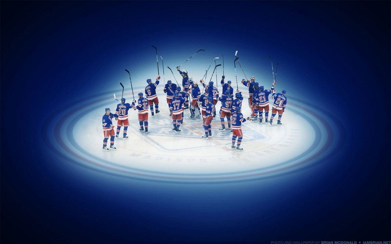 4 New York Rangers HD Wallpapers | Backgrounds - Wallpaper Abyss