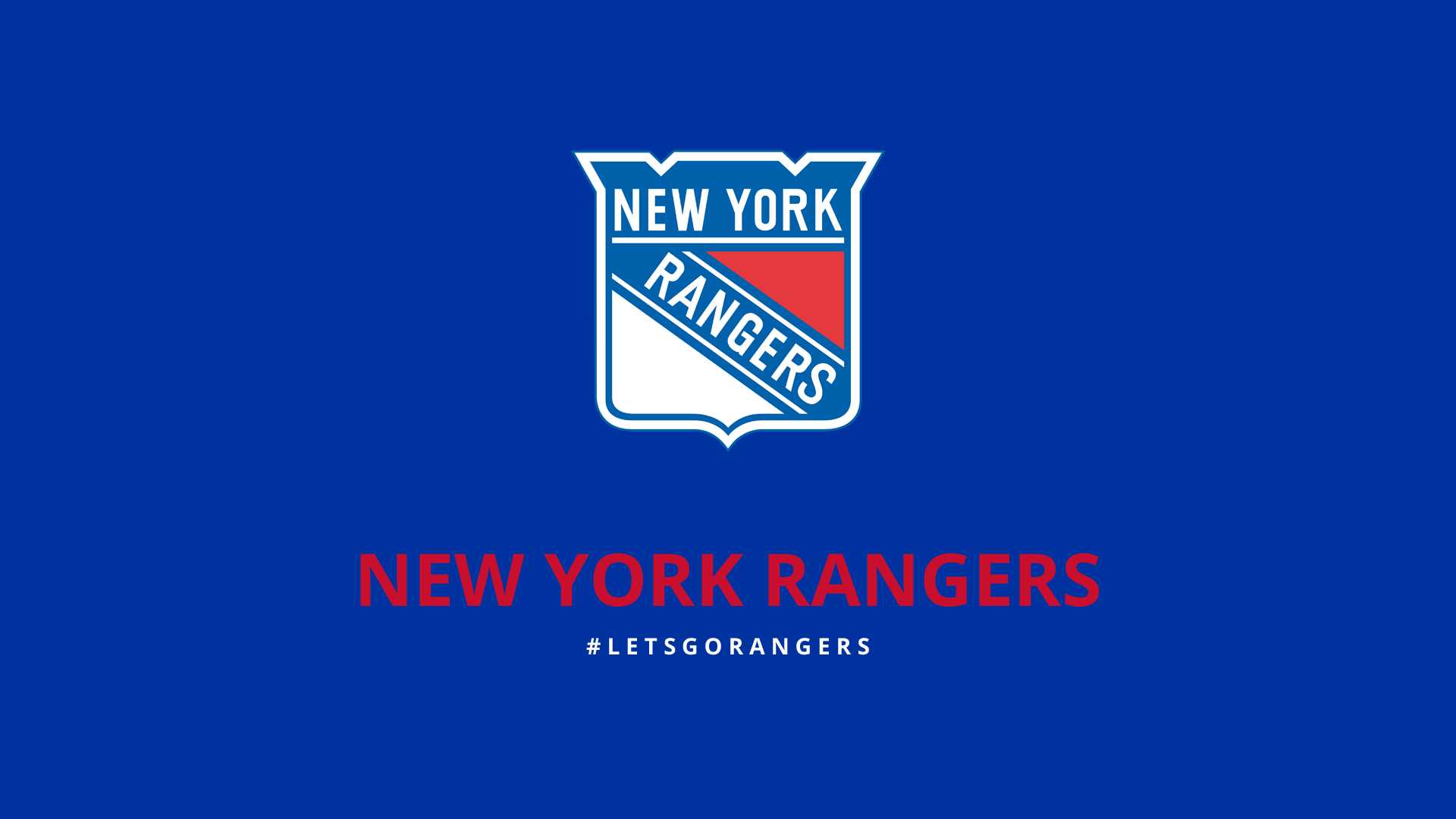 New York Rangers Wallpaper 47483 1920x1080 px ~ HDWallSource com
