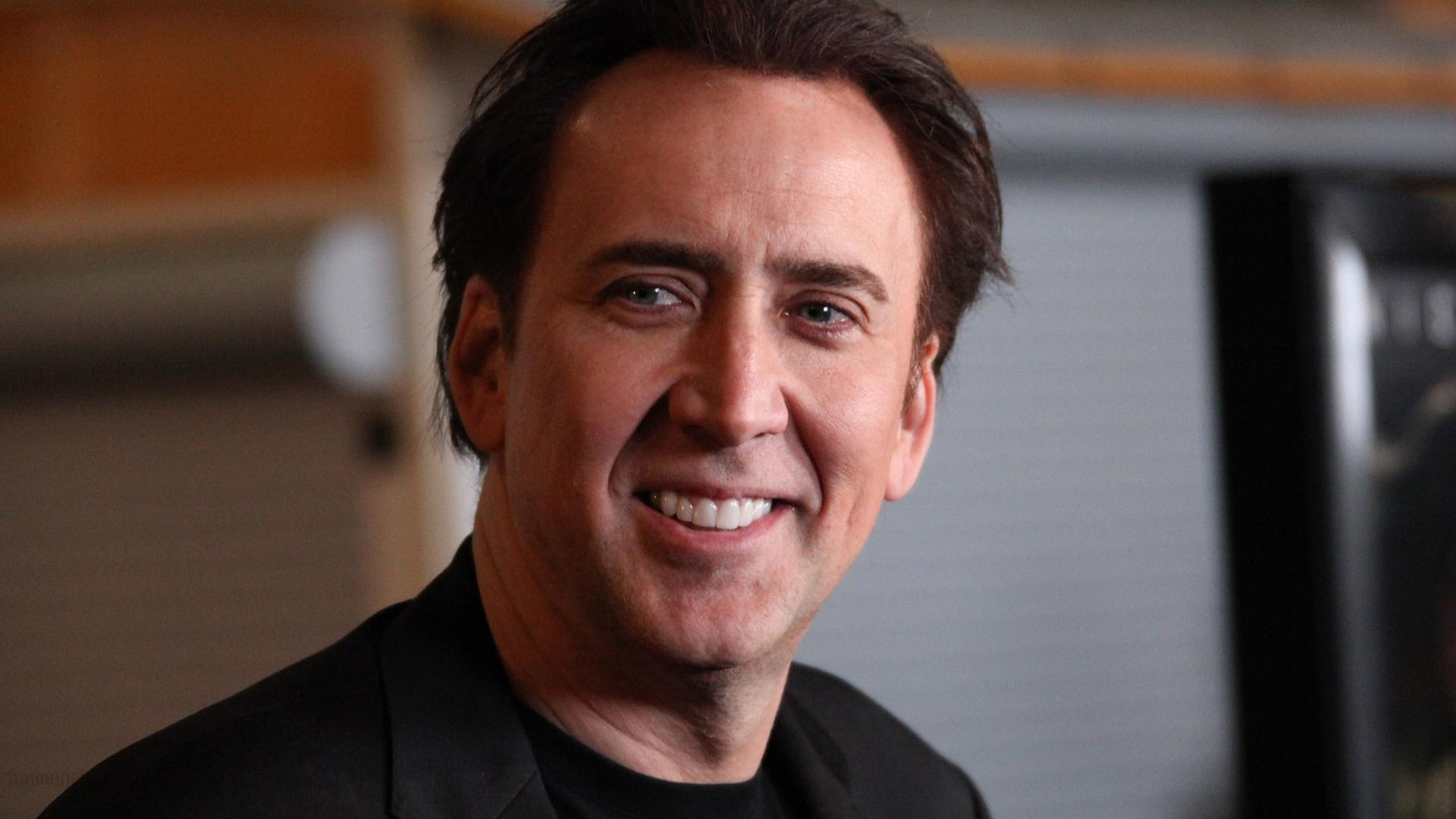 Nicolas Cage HD Wallpapers for desktop download