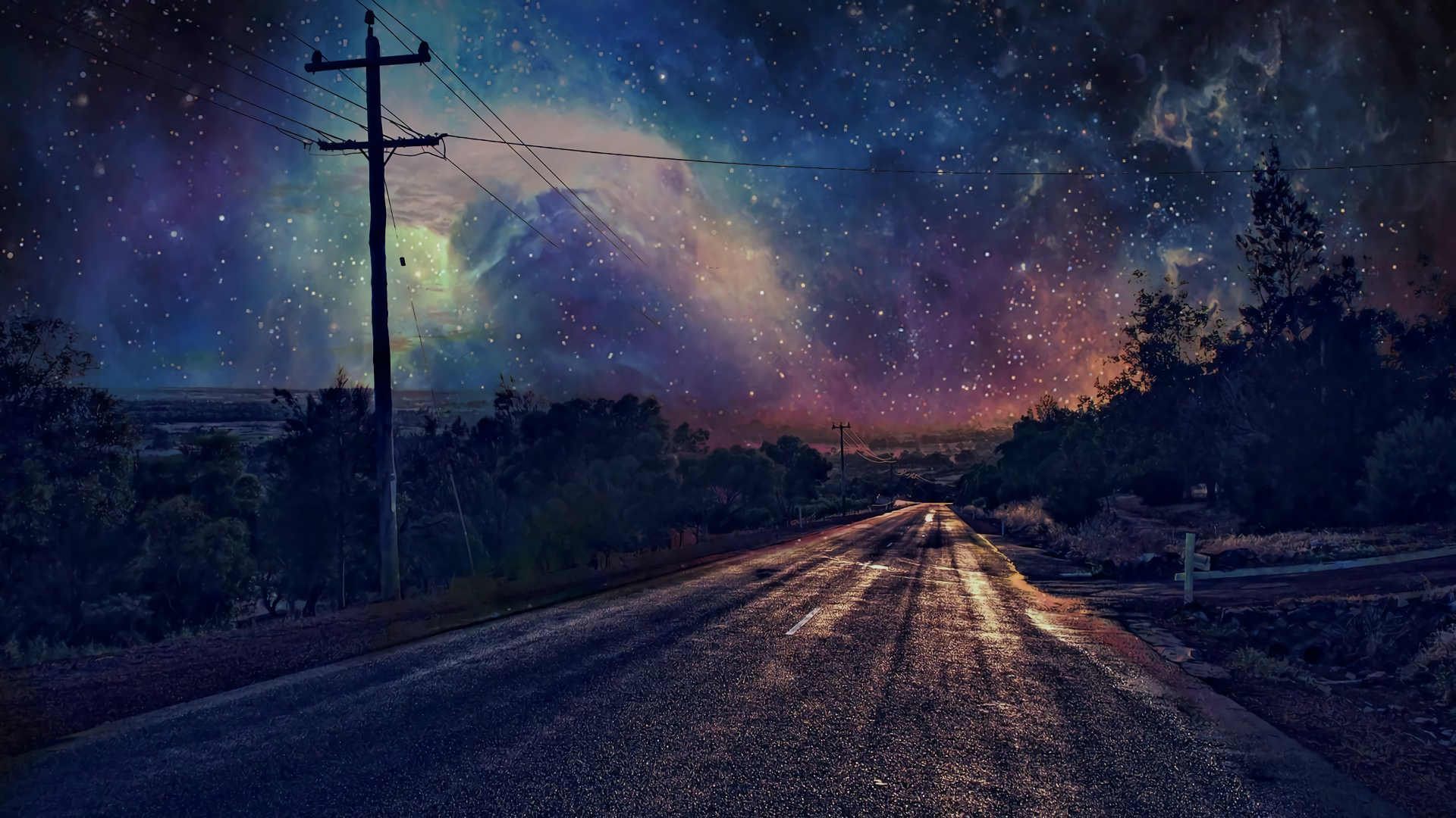 243 Starry Sky HD Wallpapers | Backgrounds - Wallpaper Abyss