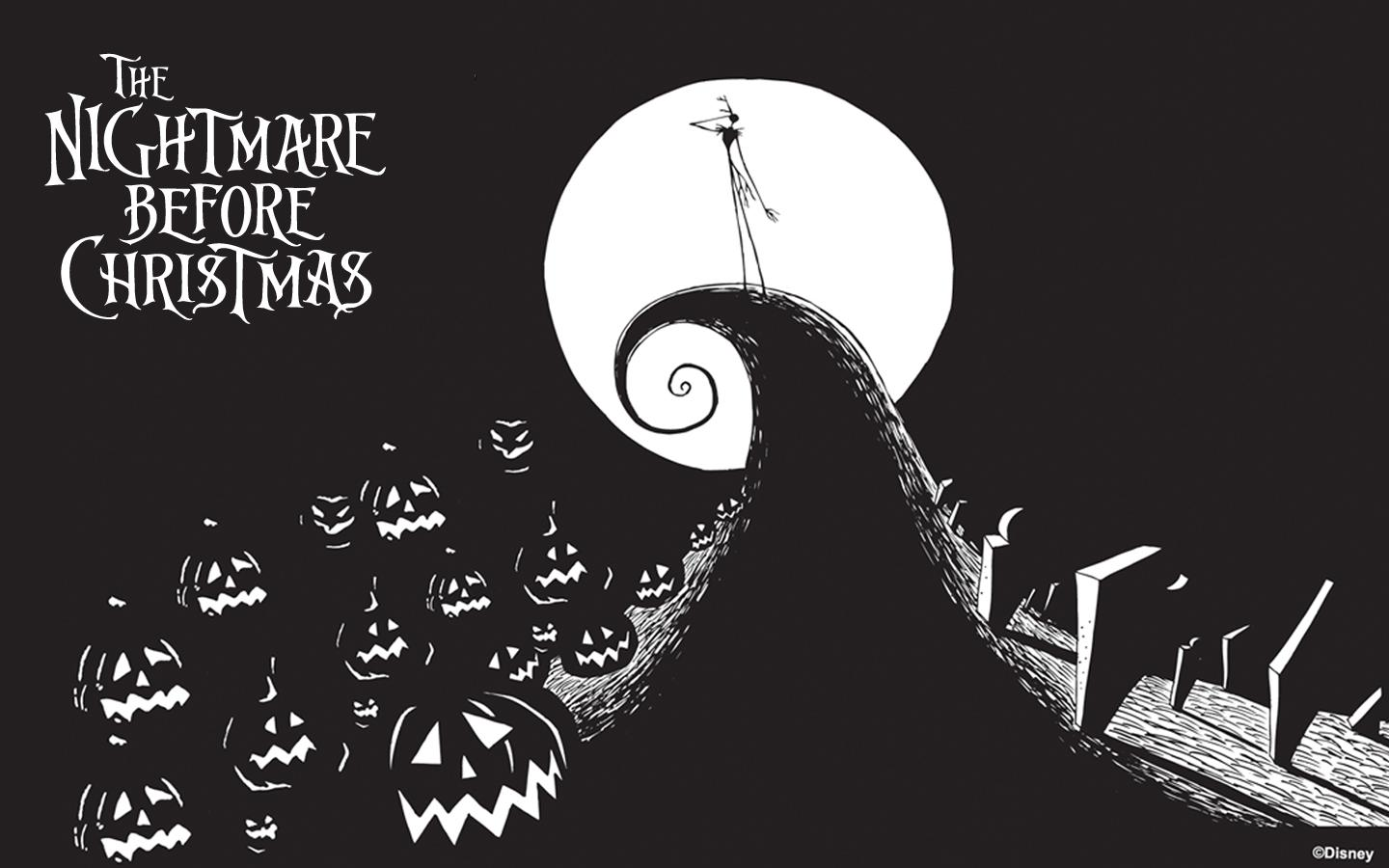 The nightmare before christmas wallpaper - SF Wallpaper