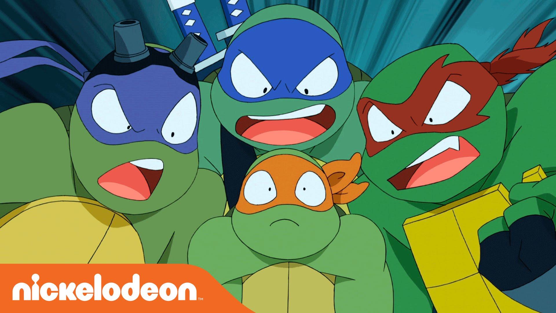 Teenage Mutant Ninja Turtles | 'Turtles Take Time (and Space)' by