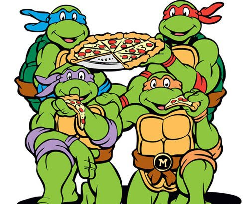 We Will Now List The Ninja Turtles As Other Famous Foursomes - The